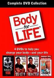 Body For Life - Complete DVD Collection - 4 Discs