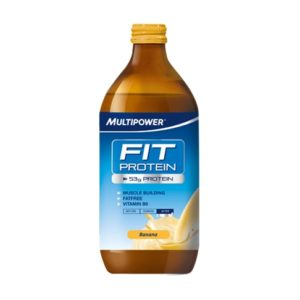 Multipower Fit Protein 12 x 500ml- COLLECTION ONLY