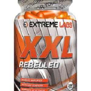 Extreme Labs XXL Rebelled - 120 Capsules - 1 Month Course
