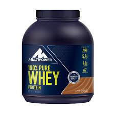 MULTIPOWER 100% PURE WHEY PROTEIN 2 KG