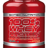 Scitec Nutrition 100% Whey Protein Professional 920g With Free Choco Bar 55g