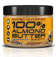 Scitec Nutrition 100% Smooth Almond Butter 500 g