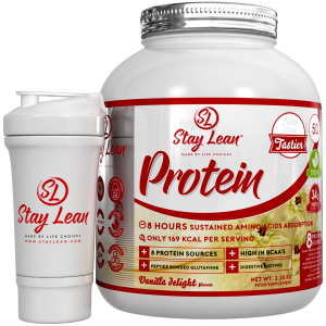 Stay Lean Complete Protein With Shaker