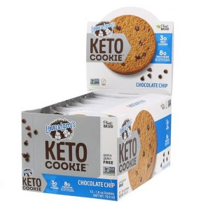 Lenny & Larry's Keto Cookie Chocolate Chip 12 x 45g